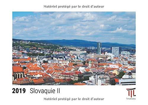 Slovaquie II 2019 calendrier de bureau timokrates calendrier photo calendrier ph par Timokrates Verl