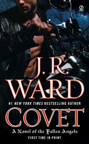 Covet (Fallen Angels) by Ward, J.R. (2009) Mass Market Paperback