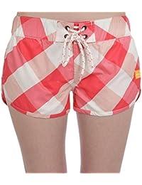 Mckenzie - Pantalón corto - para mujer Rosa rosa Talla:12