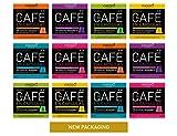 VIAGGIO ESPRESSO - 120 Cápsulas de Café Compatibles con