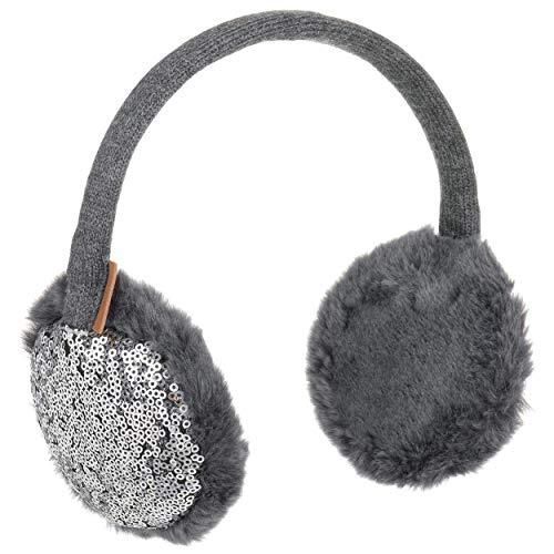 Barts Damen Wow Earmuffs Ohrenschützer, Grau (Grey 0002), One Size (Herstellergröße: Uni)