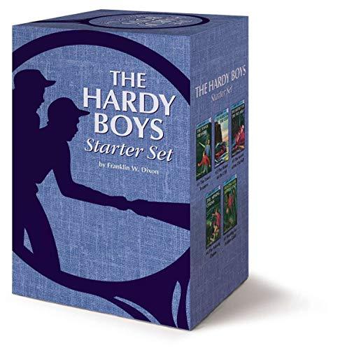 Hardy Boys Starter Set, the Hardy Boys Starter Set (Hardy Boys (Hardcover))