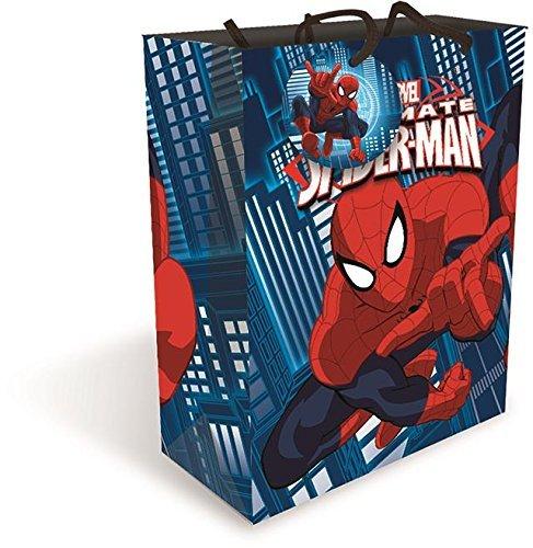 Novità spiderman uomo ragno grande pacco regalo