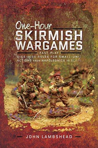 One-hour Skirmish Wargames por John Lambshead