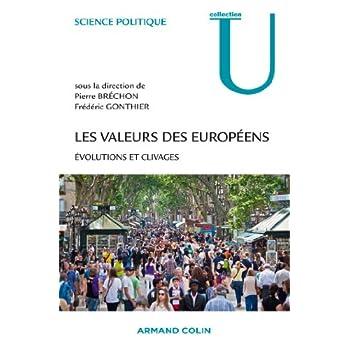 Les valeurs des Européens: Évolutions et clivages