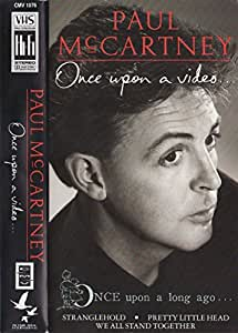 Paul McCartney - Once Upon A Video [VHS] [1987]