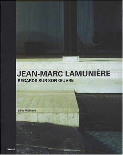 Jean-Marc Lamunière, architecte