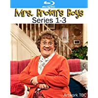 Mrs Brown's Boys - Series 1-3