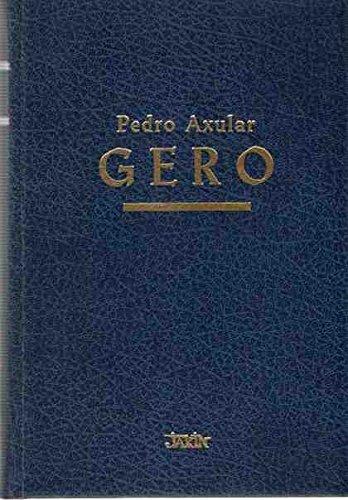 Gero (Jakin Bide) por Pedro de Axular
