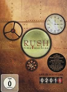 Rush - Time Machine 2011