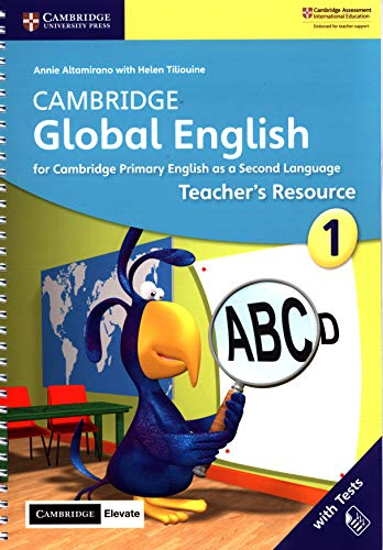 Cambridge global English. Stage 1. Teacher's resource book. Con espansione online