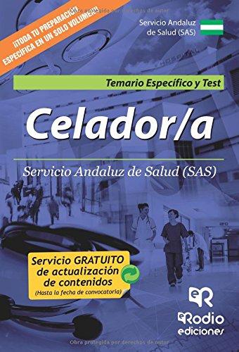 Celador/a del SAS. Temario Específico y Test. por Vv.Aa.