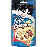 FELIX Crispies manzo e pollo purina 45gr - Snack per gatto