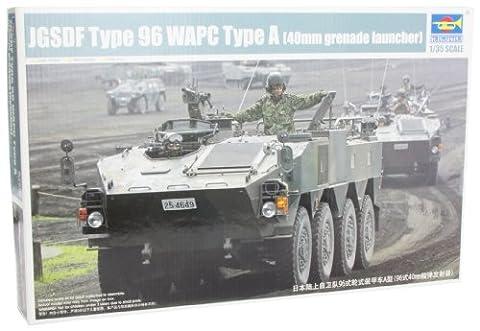 Trumpeter 1:35 - JGSDF Type 96 WAPC