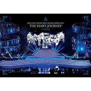 Kpop CD, 2012-2013 Shin Hye Sung Concert The Year's Journey (2CD+80P Photobook+Poster)[002kr]
