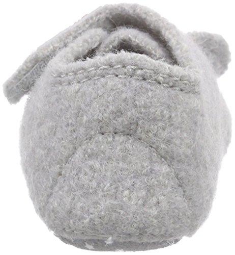 Krabbelschuhe Baby Grau Hellgrau Mäuschen Hewborn 620 Unisex Living Kitzbühel wXIYaqxxP