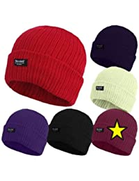 Brand New Women's Chunky Thinsulate Beanie Hat