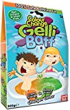 Gelli Baff Colour Changing Goo (Crazy Orange/Bizarre Green)