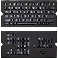 Corsair Gaming CH-9000235-WW PBT Double-Shot Keycaps Full 104/105-Keyset - Black