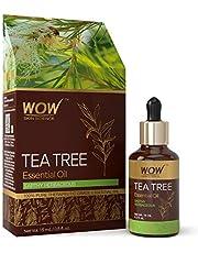 WOW Skin Science Tea Tree Essential Oil 15 mL