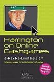Harrington, D: Harrington on Online Cash-Games