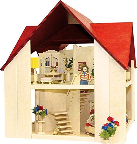 Rülke Holzpuppenhaus 23112 Haus Solitaire