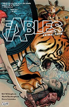 Fables Vol. 2: Animal Farm (Fables (Graphic Novels)) by [Willingham, Bill]