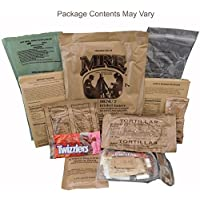 MRE (Meals Ready-to-Eat) Genuine US Military Surplus w/Menu Selections, 07 Beef Brisket by Western Frontier 20