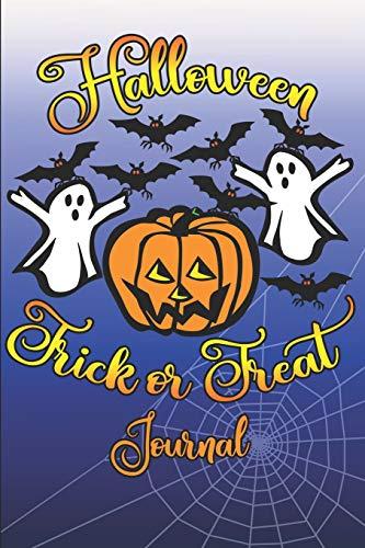 Halloween Trick or Treat: Journal (Treats Candy Apples Halloween)