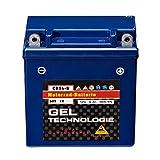 Panther GEL YB5L-B - 12 V / 5 Ah - 40 A/EN - 50512 CB5L-B Motorradbatterie