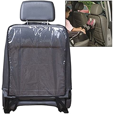 Kolylong cuidado coche Cubierta De protección para asiento trasero De los niños Botter guardabarros mate propia 57cmx 42