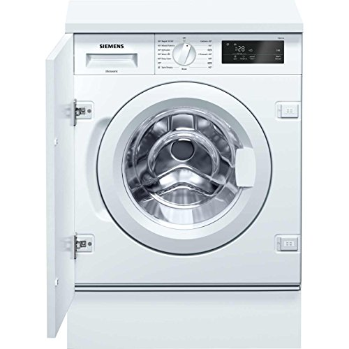 Siemens WI14W300GB Built-In A+++ Rated Washing Machine in White