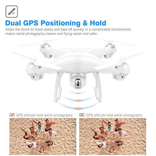 Zoom IMG-3 potensic drone gps con telecamera