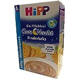 Hipp Gute-Nacht-Brei Kinderkeks - ab dem 6. Monat, 500g