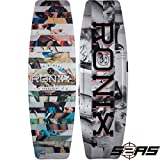 RONIX Tavola da Wakeboard PRESS PLAY ATR ''S'' EDITION 146,3