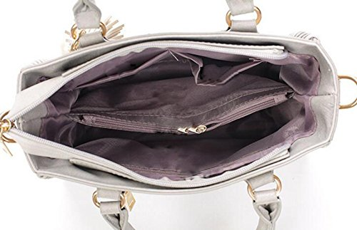 Großes Paket Scheuern Strickte Schulterbeutel Diagonale Pakethandtasche Einfaches Weibliches Paket Pink