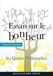 Essais sur le bonheur : Les Quatre philosophes (La Petite Collection t. 586)