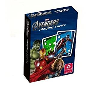 Marvel Avengers Assemble Playing Cards