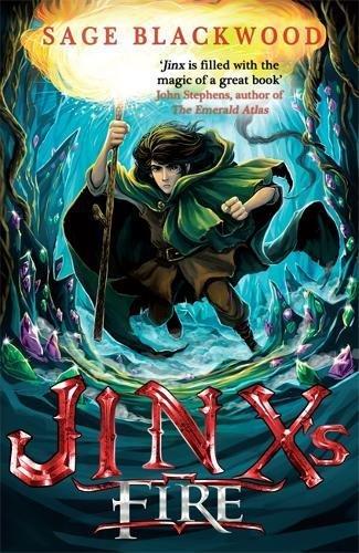 Jinx's Fire: Book 3 (The Jinx Series)
