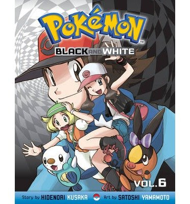 [Pokemon Black & White: 06] [by: Hidenori Kusaka]
