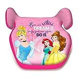 Child Car Booster Seat Group 2/3 (15-36 kg) Genuine Disney (Princess)