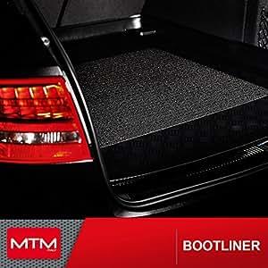 Tapis de coffre BMW X3 (E83) de 01.2004 a 10.2010 MTM protection du coffre sur mesure