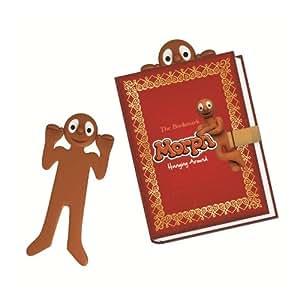 Mustard Morph Bookmark - Morph book mark