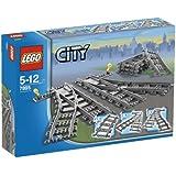 Lego - 7895 - Aiguillages - City