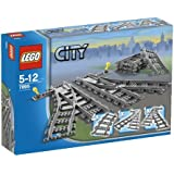 LEGO - 7895 - City -  Jeu de construction - Les Aiguillages