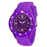 Laurels Ice Analog Purple Dial Kids Watch - Lo-IC-1414