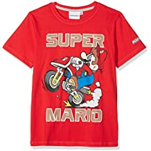 Mario Bros T-Shirt Garçon
