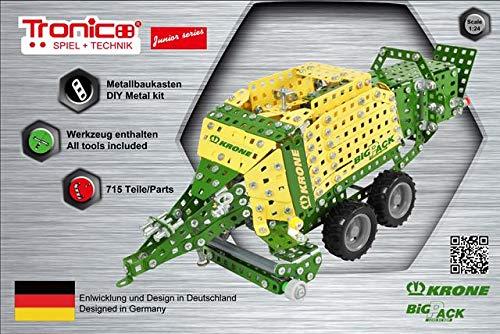 RC Traktor NEW HOLLAND - 4
