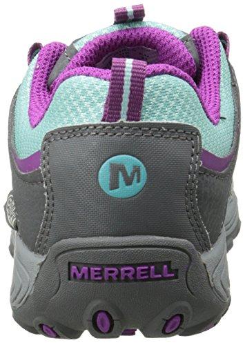 Merrell CHAMELEON WTPF Mädchen Trekking & Wanderhalbschuhe Blau (BLUE/PURPLE)