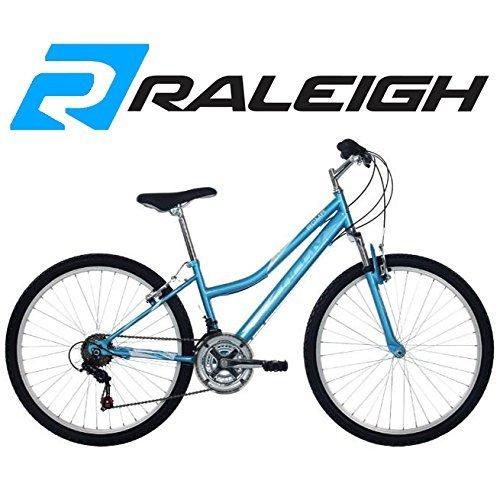 "Raleigh Activ Roma 66,04 cm (26"") Mountain Bike, da donna, colore: blu, gamma 35,56 (14 cm (telaio)"
